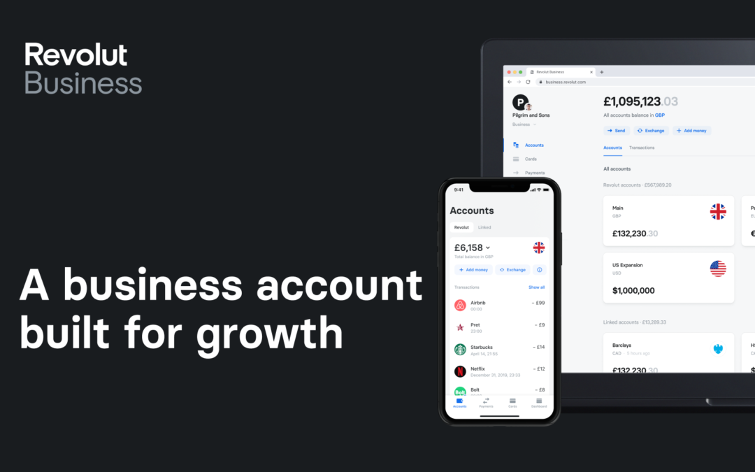 Revolut Business Keyword Search Challenge - SEO & Grow