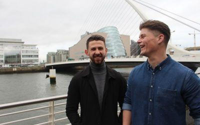 Meet the two Irish businessmen who got their start after travelling to Peru during college placement