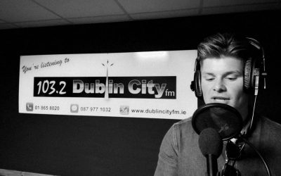 Peter appeared on The Irish Business Show, Dublin City FM