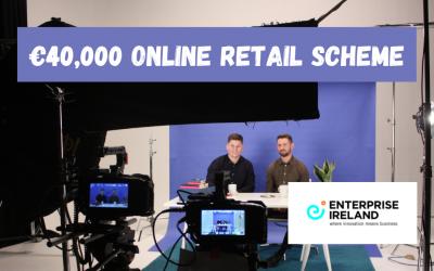 Enterprise Ireland COVID-19 Online Retail Scheme